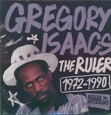 Gregory Isaacs: The Ruler 1972-1990