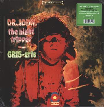 Dr. John / The Night Tripper: Gris-Gris