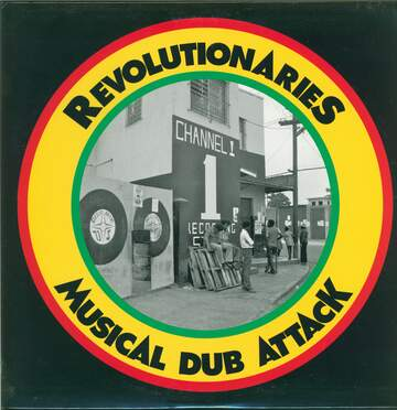 The Revolutionaries: Musical Dub Attack