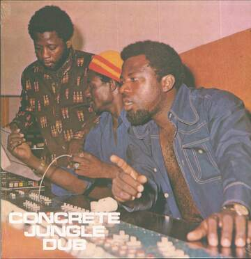 King Tubby / Riley's All Stars: Concrete Jungle Dub