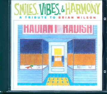 Various: Smiles, Vibes & Harmony: A Tribute To Brian Wilson
