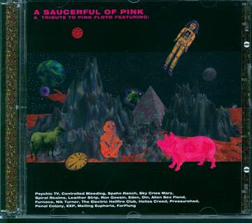 Various: A Saucerful Of Pink - A Tribute To Pink Floyd
