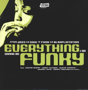 Various: Everything I Do Gonna Be Funky