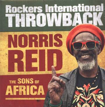 Norris Reid: Rockers International Throwback
