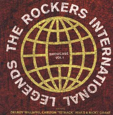 Various: The Rockers International Legends Showcase Vol. 1