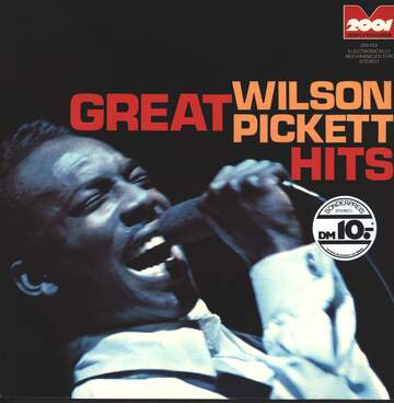 Wilson Pickett: Great Wilson Pickett Hits