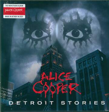 Alice Cooper: Detroit Stories