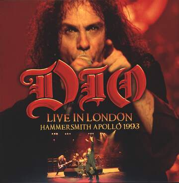 Dio: Live In London: Hammersmith Apollo 1993