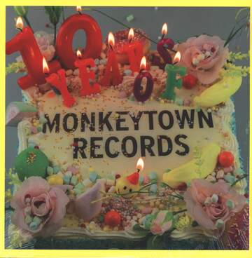 Various: 10 Years Of Monkeytown Records