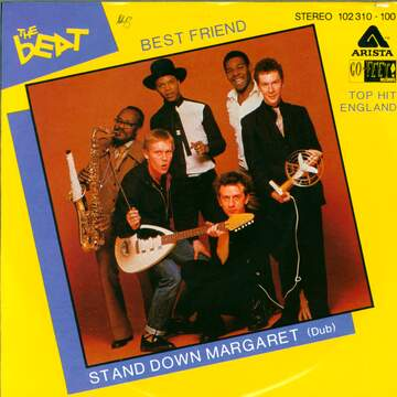 The Beat: Best Friend / Stand Down Margaret (Dub)