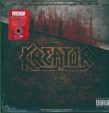 Kreator: Under The Guillotine - The Noise Anthology