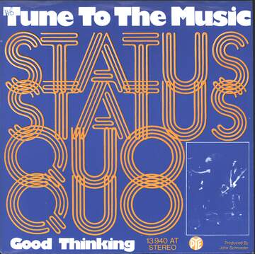 Status Quo: Tune To The Music