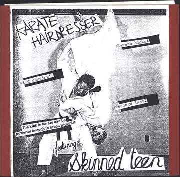 Skinned Teen: Karate Hairdresser