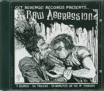 Various: Get Revenge! Records Presents... Raw Aggression
