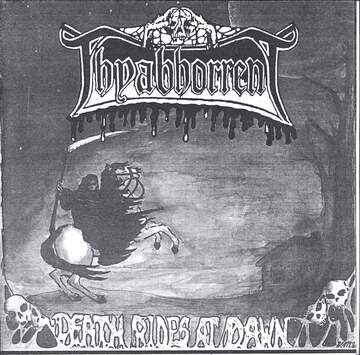 Thyabhorrent: Death Rides At Dawn