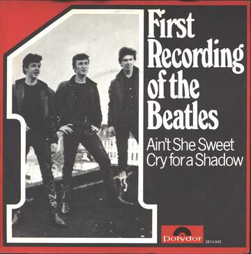 The Beatles: First Recording Of The Beatles
