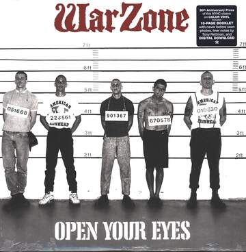 Warzone: Open Your Eyes