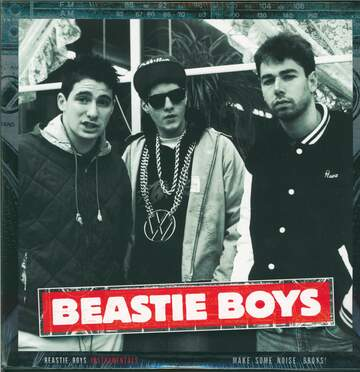 Beastie Boys: Beastie Boys Instrumentals - Make Some Noise, Bboys!