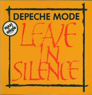 Depeche Mode: Leave In Silence