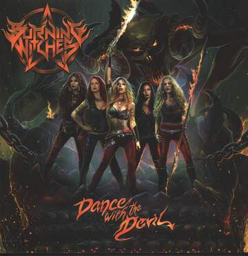 Burning Witches: Dance With The Devil