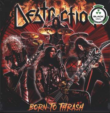 Destruction: Born To Thrash (Live In Germany)
