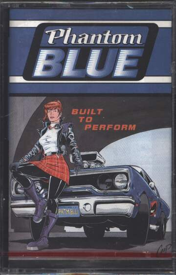 Phantom Blue: Built to perform