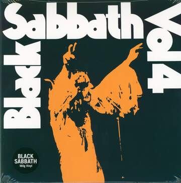 Black Sabbath: Black Sabbath Vol 4