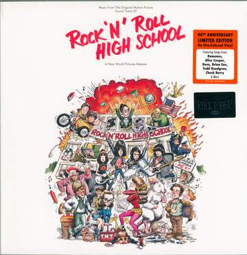 Various: Rock 'N' Roll High School (Music From The Original Motion Picture Soundtrack)