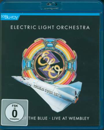Electric Light Orchestra: Out Of The Blue · Live At Wembley