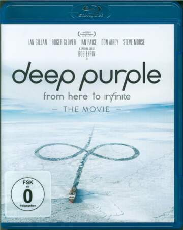 Deep Purple: From Here To Infinite - The Movie