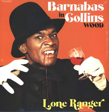 Lone Ranger: Barnabas In Collins Wood