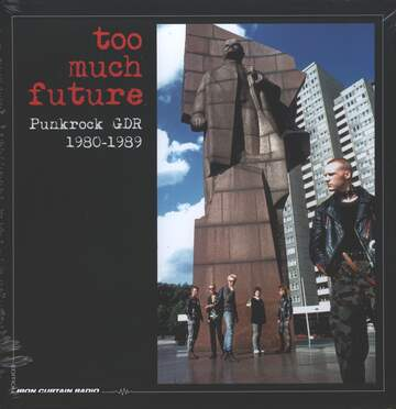 Various: Too Much Future Punkrock GDR 1980-1989