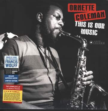 The Ornette Coleman Quartet: This Is Our Music
