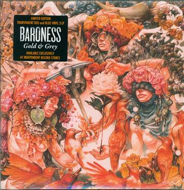 Baroness: Gold & Grey