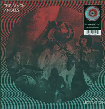 The Black Angels: Live At Levitation