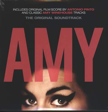 Amy Winehouse / Antonio Pinto: Amy (The Original Soundtrack)