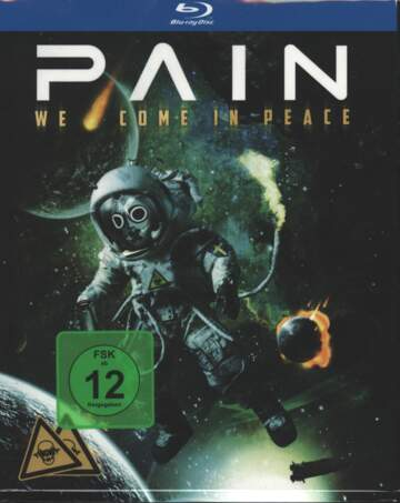 Pain: We Come In Peace