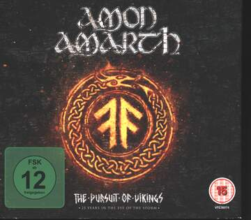 Amon Amarth: The Pursuit Of Vikings (25 Years In The Eye Of The Storm)