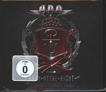U.D.O. / Marinemusikkorps Nordsee: Navy Metal Night