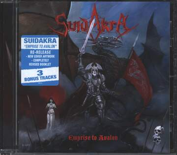 Suidakra: Emprise To Avalon