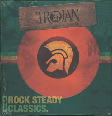 Various: Trojan: Original Rock Steady Classics.