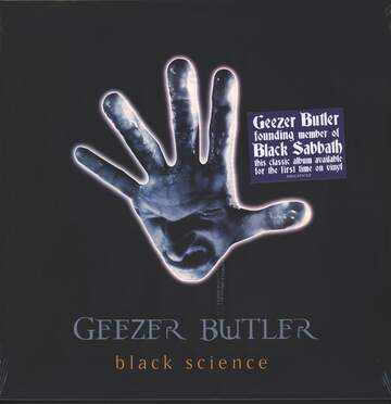 Geezer Butler: Black Science