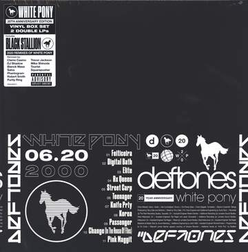 Deftones: White Pony