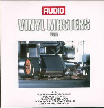 Various: Audio Vinyl Masters Vol I