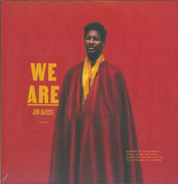Jonathan Batiste: We Are