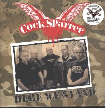 Cock Sparrer: Here We Stand