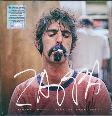 Frank Zappa: Zappa (Original Motion Picture Soundtrack)