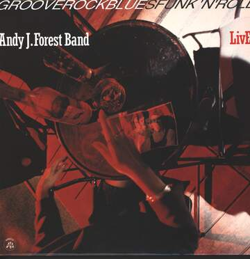 Andy J. Forest Band: Live