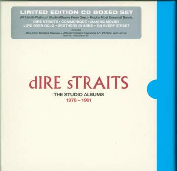 Dire Straits: The Studio Albums 1978 - 1991