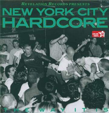 Various: New York City Hardcore: The Way It Is